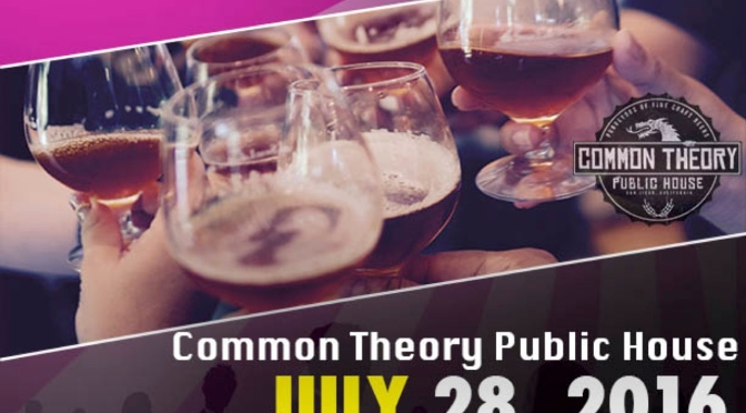 [Event] Thu, 7/28, Social Networking Mixer by KABA, KAC & Convoy District @ Common Theory