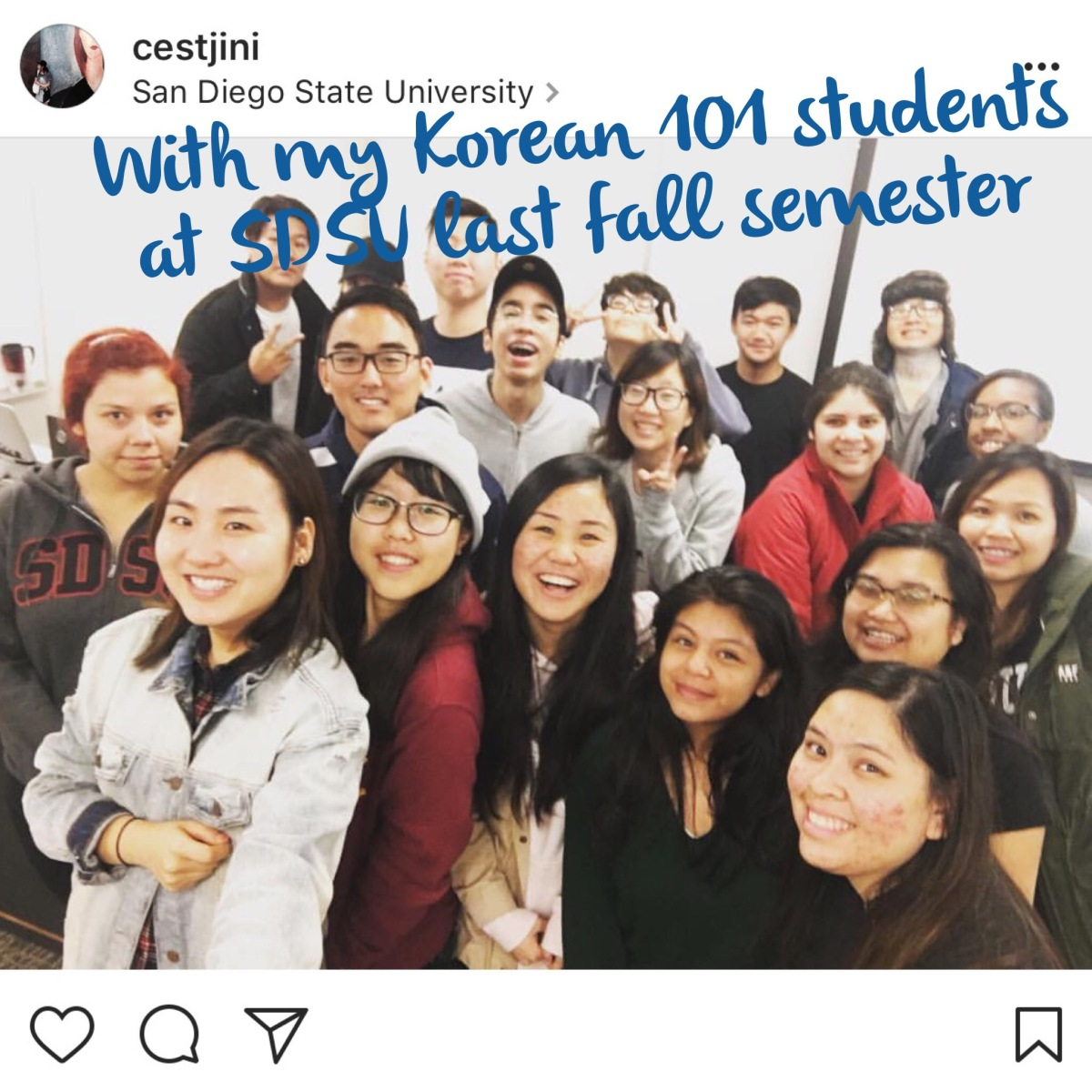 Korean & ESL Classes byJini